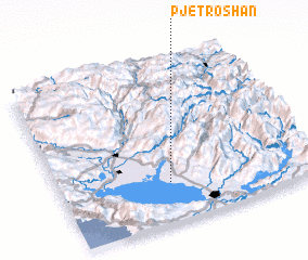 3d view of Pjetroshan