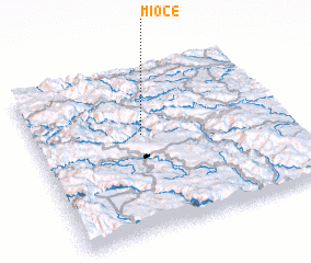 3d view of Mioče