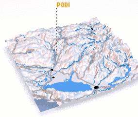 3d view of Podi