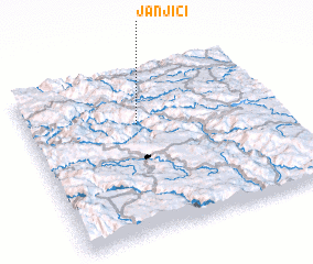 3d view of Janjići