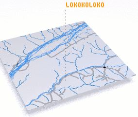 3d view of Lokokoloko