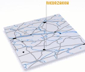 3d view of Niedrzaków