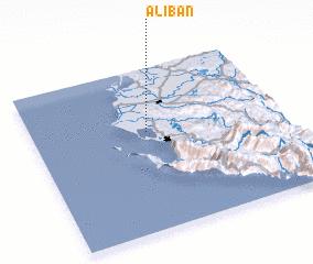 3d view of Aliban
