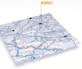 3d view of Dukići