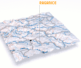 3d view of Raganice