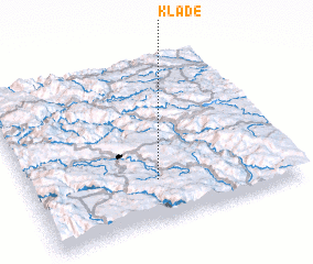 3d view of Klađe