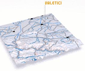 3d view of Valetići