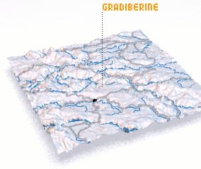 3d view of Gradiberine