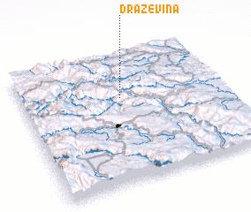 3d view of Draževina