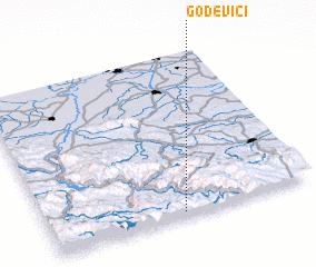 3d view of Gođevići