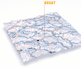 3d view of (( Brkat ))