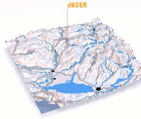 3d view of Jasen