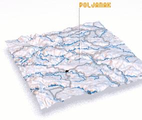 3d view of Poljanak