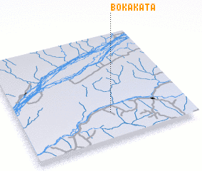 3d view of Bokakata