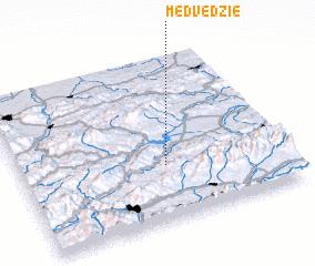 3d view of Medvedzie