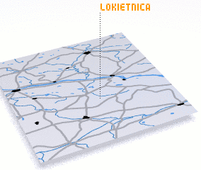 3d view of Łokietnica