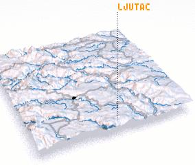3d view of Ljutac