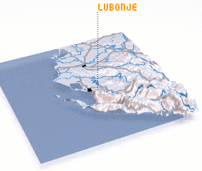 3d view of Lubonjë