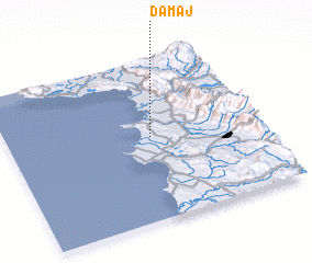 3d view of Damaj