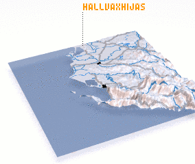 3d view of Hallvaxhijas