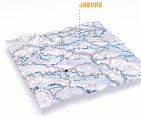 3d view of Jabuke