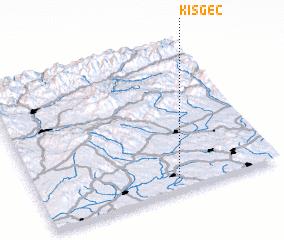 3d view of Kisgéc