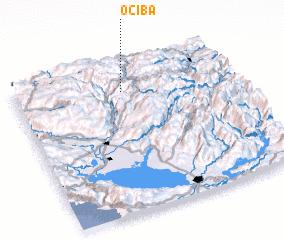 3d view of Očiba