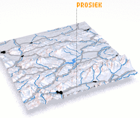 3d view of Prosiek