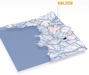 3d view of Kalush