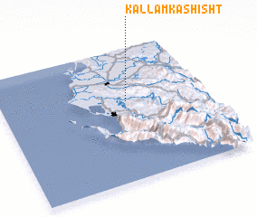 3d view of (( Kallam-Kashisht ))