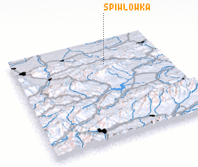 3d view of Spiwlówka