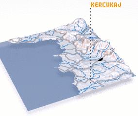 3d view of Kërçukaj
