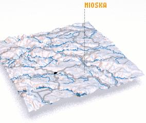 3d view of Mioska
