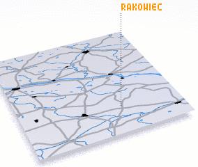 3d view of Rakowiec