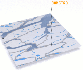 3d view of Bomstad