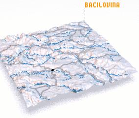 3d view of Bačilovina