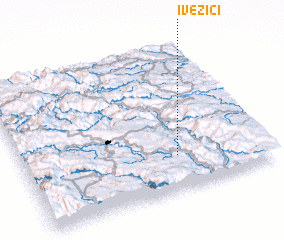 3d view of (( Ivezići ))
