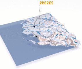 3d view of Rrërës