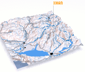 3d view of Xhan
