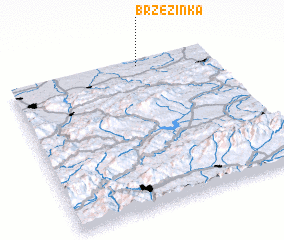 3d view of Brzezinka