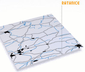 3d view of Ratanice