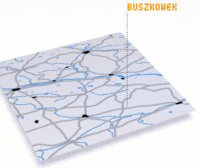 3d view of Buszkówek