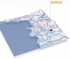 3d view of Gramsh