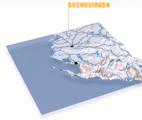 3d view of Dushku i Madh