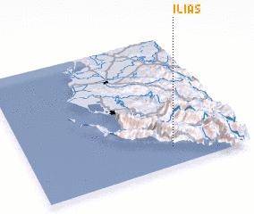 3d view of Ilias