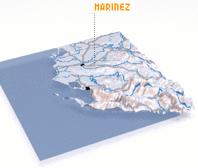 3d view of Marinëz
