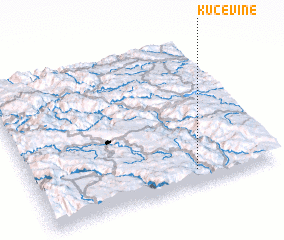 3d view of (( Kućevine ))