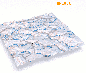 3d view of Haluge