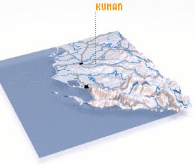 3d view of Kuman