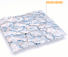 3d view of (( Rogojevac ))